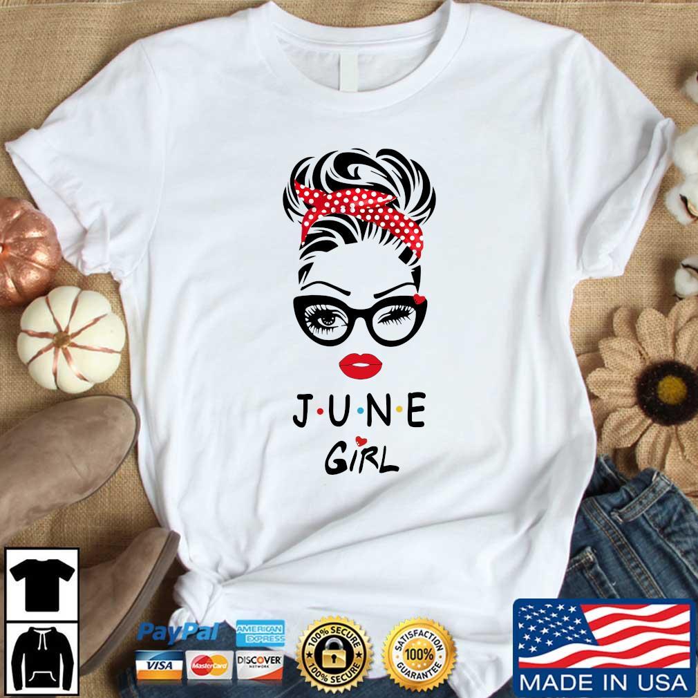 2021 June girl shirt