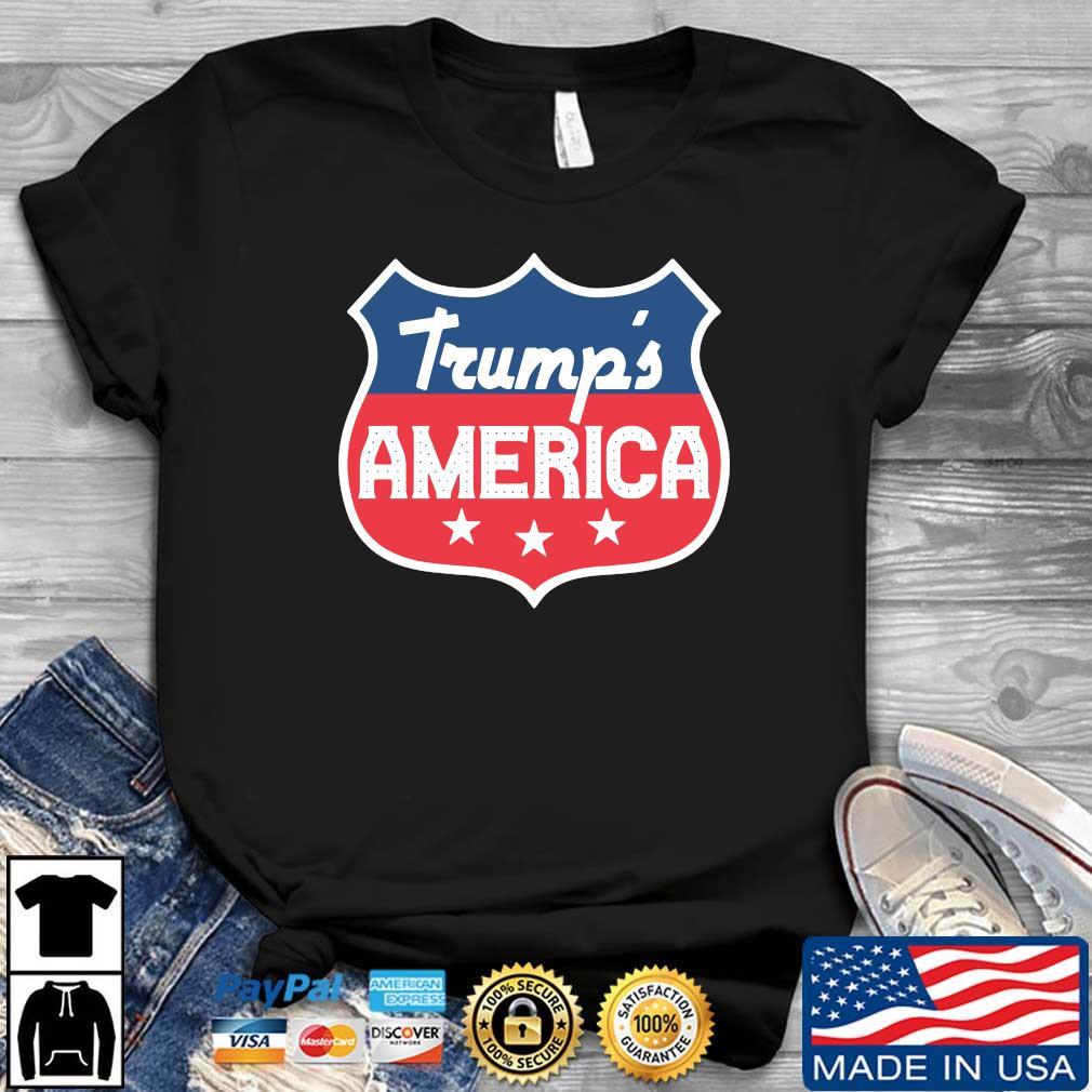 Donald Trump_s America shirt