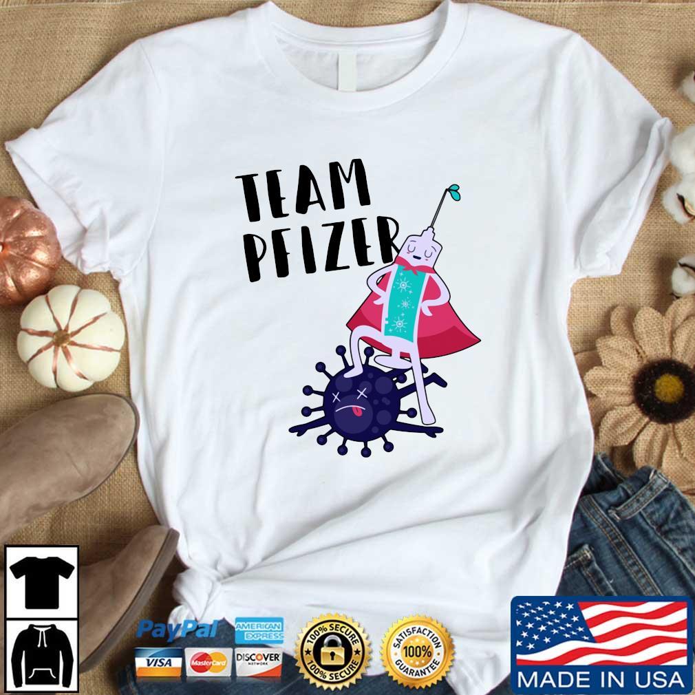Team prizer fuck corona shirt