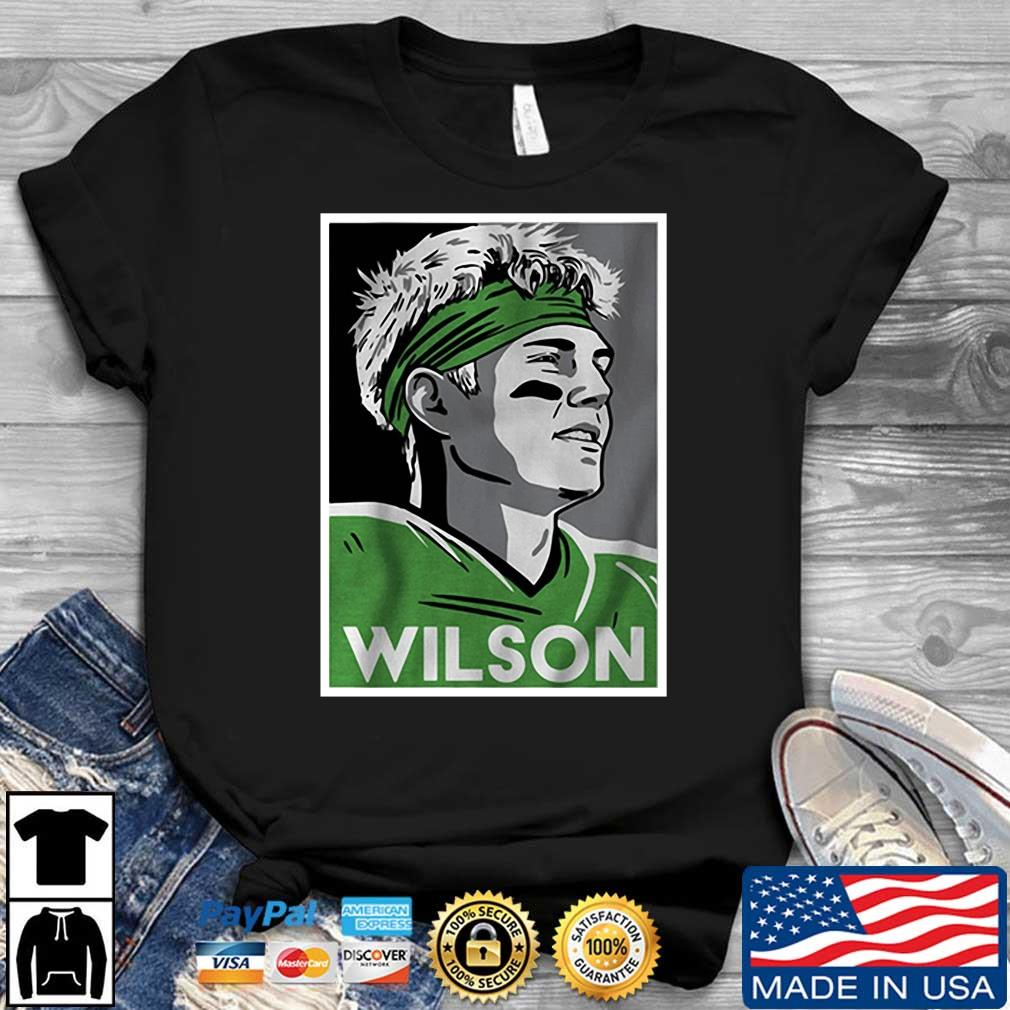 Zach Wilson New York Jets Shirt