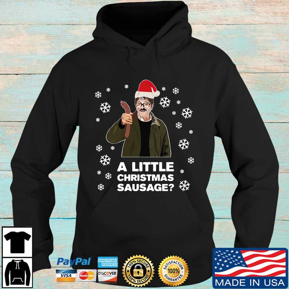 A little Christmas sausage s Hoodie den