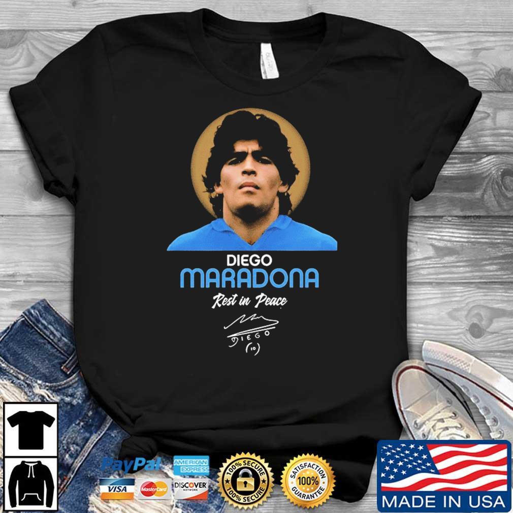 Official Rest In Peace RIP Diego Maradona Diego Maradona Shirt