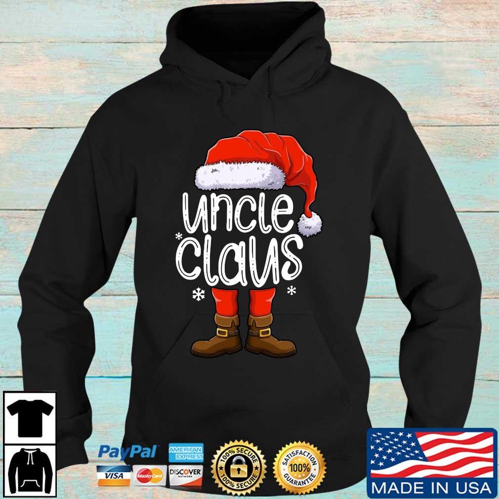 Uncle Claus Santa Christmass Hoodie den