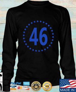 America President 46th s Longsleeve den