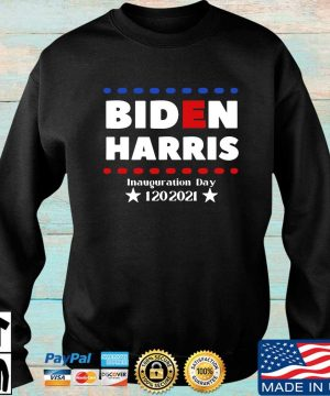 Biden Harris inauguration day 1 20 2021 s Sweater den
