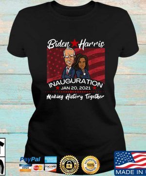 Biden Harris inauguration Jan 20 2021 making history together s Ladies den