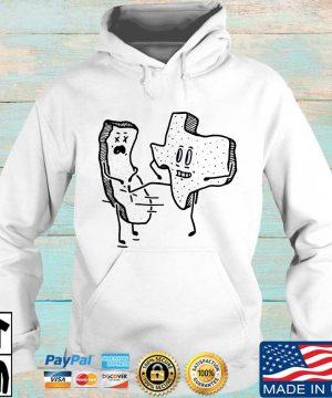 Don't California My Texas Shirt Hoodie trang