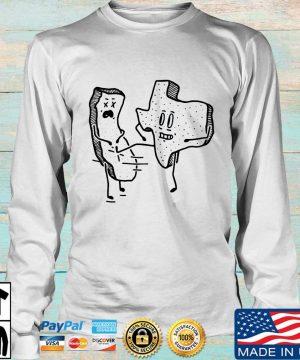 Don't California My Texas Shirt Longsleeve trang