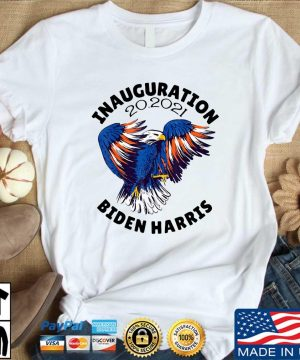 Inauguration 20 2021 Biden Harris shirt