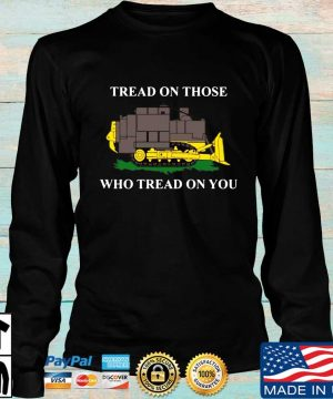 Official killdozer tread on those who tread on you s Longsleeve den